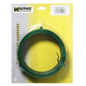 Plastic coated wire 1.2 mm....