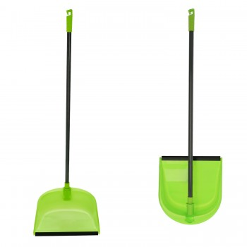 Dustpan With Anti-Tipping...