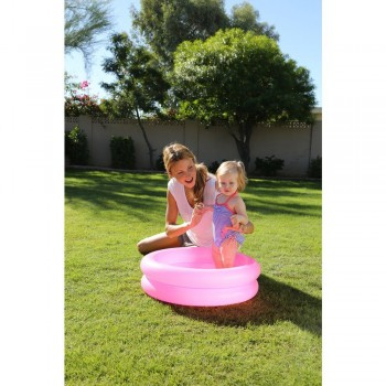 Baby Paddling Pool with...