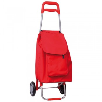 Red Shopping Trolley 2...
