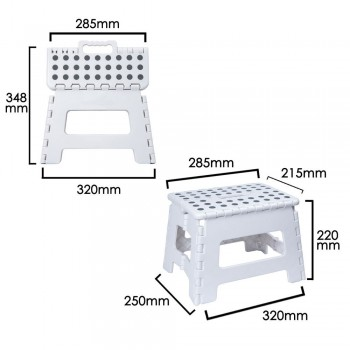 Folding Stool 29x22x22 cm.