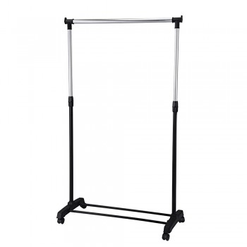 Portable Clothes Rail with...