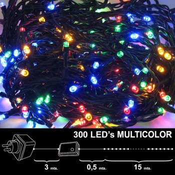 Christmas Lights 300 LEDs...