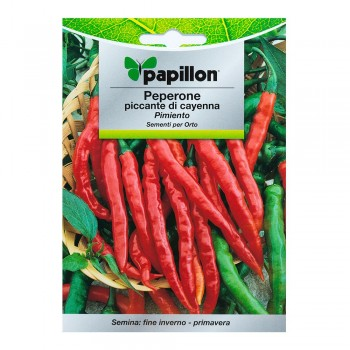 Spicy Cayenne Pepper Seeds...