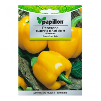 Square Yellow Pepper Seeds...