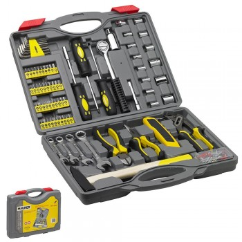 161 Piece Toolkit with Case