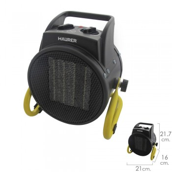 Ceramic Air Fan Heater 1000...