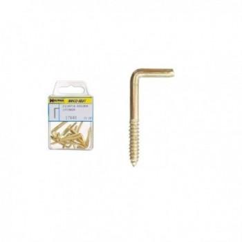 Brass Padlock Long Shackle...