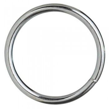 Zinc Plated Ring  6.0x60...