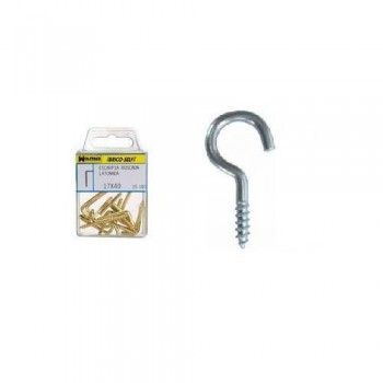 Galvanised Open Curved Hook...
