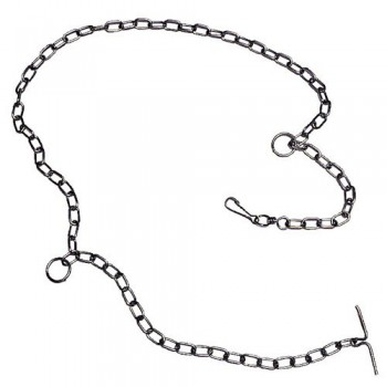 Tether polished chain 3 x 4...