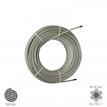 Galvanised Cable  10 mm....