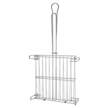 Double Barbecue Grill 45x45...