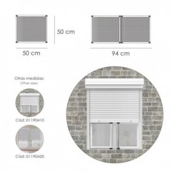 Square Plastic fabric  0.5...