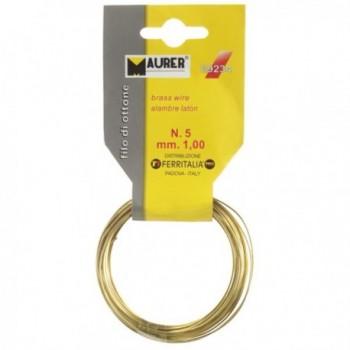 Maurer Brass Wire nº 0 /...