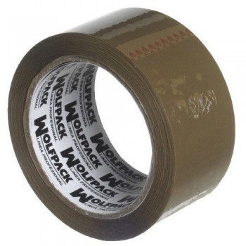 Silent Brown Packing Tape...