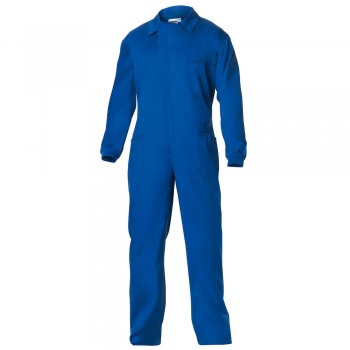 Wolfpack Blue Work Overalls...