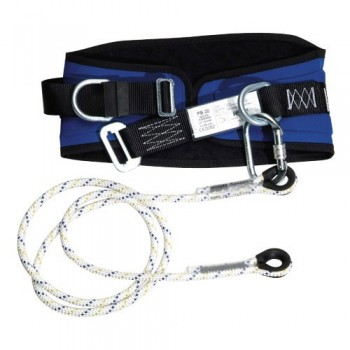 Safety Belt with Rope and...