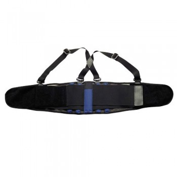 Lumbar Support Belt With...