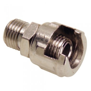 Connector With Bayonet Nut...