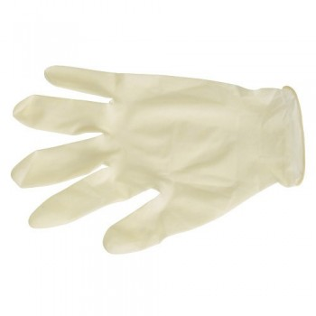 Disposable Latex Gloves...