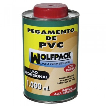 Wolfpack PVC Adhesive with...