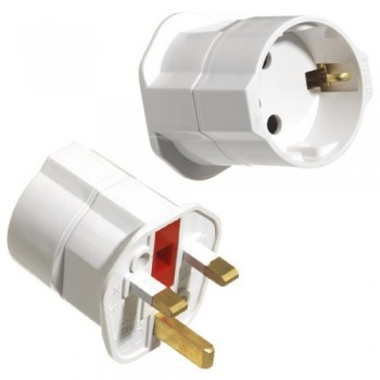 Travel Adapter for the...