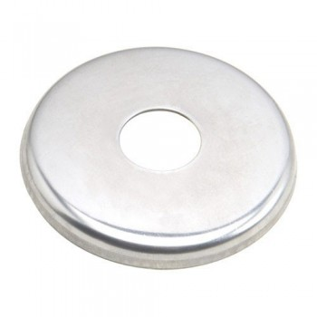 Convex Steel Shield Trim 3/8?