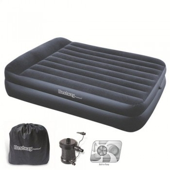 Double Inflatable Bed with...