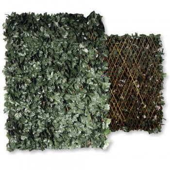 Artificial Turf Leaves With...