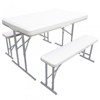 Folding Table Set with 2...