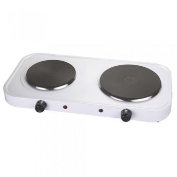 Electric Stove 2 Plates 2500 W