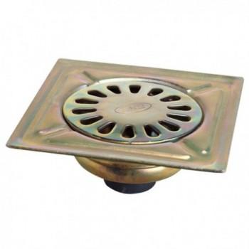 Anafi Blue Metal Beach Chair