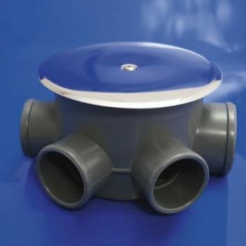 20 Litre Navy Blue Cooler Bag