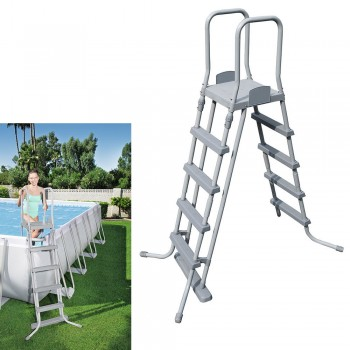 Swimming Pool Ladder Height...