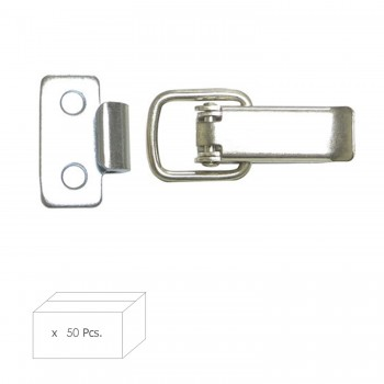 Box Clasp with Flat Closure...