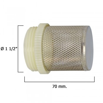 Stainless Steel Filter For...