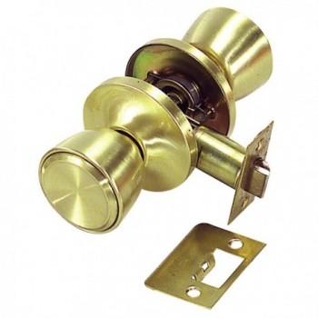 Beige Stripes Fabric Shower...