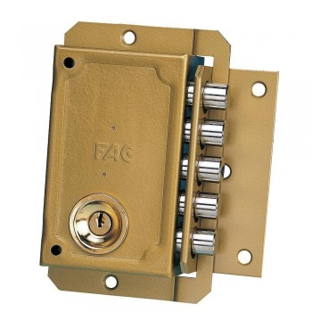 Fac Lock S 90/c Painted  Right