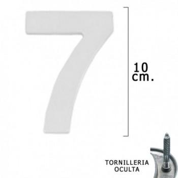 Fac Lock S 90/c Painted  Left