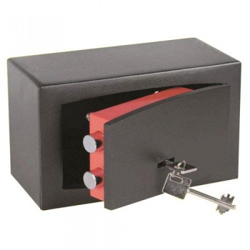 Surface mounted safe with...