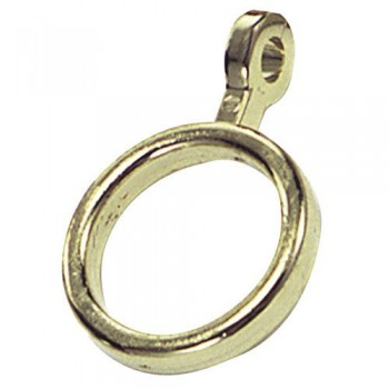 Gold Double Curtain Rings