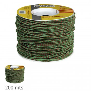 Rubber Bungee Rope 7 mm....