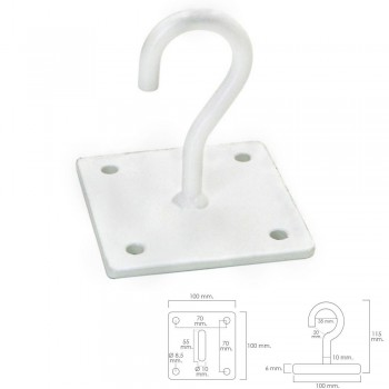 Wolfpack Hook With White...