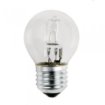 Clear Sphere Halogen Bulb...