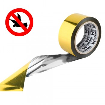 Bimetallic Anti-bird tape...