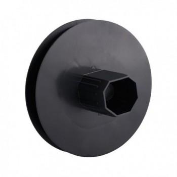 Oryx Nickel Satin Keyhole...