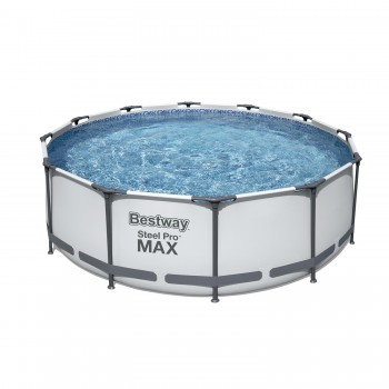 Round Pool With Purifier...
