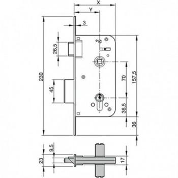 Standard LED Bulb E27   9...