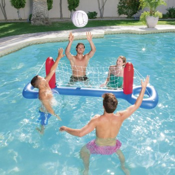Volleyball Net Float with...